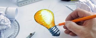 Having a bright idea