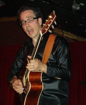 Ivo Mijac in concert.