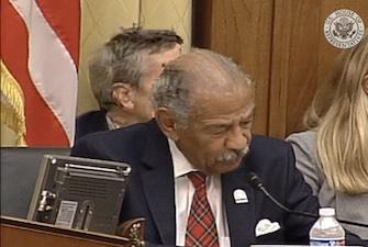 Congressman Conyers (D-MI).