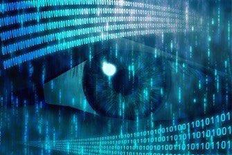 Surveillance eye.