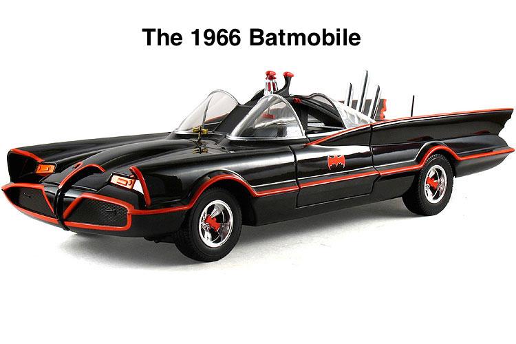 Tv Show Batman Car