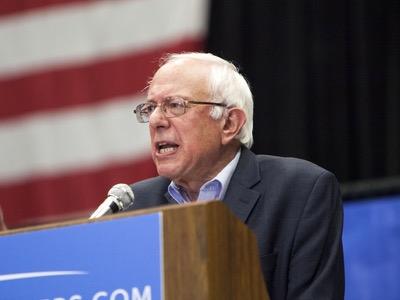 Senator Bernie Sanders (I-VT)