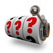 Question slot machine