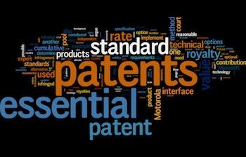 standard essential patents antitrust and market power