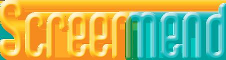 Screen mend logo