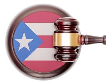 Puerto Rico gavel