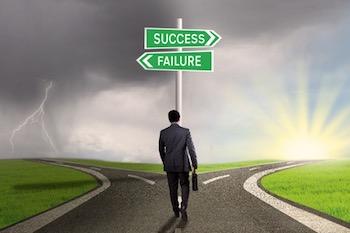 failure-success-road