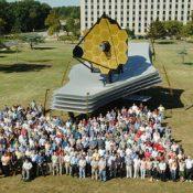 """JWST People"" by NASA. Public domain."