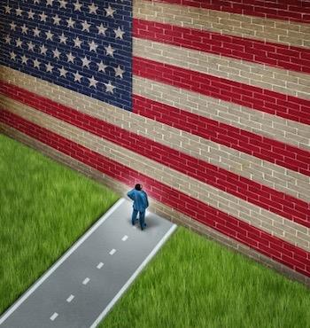 Closed America
