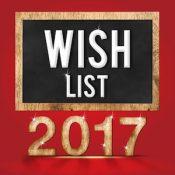 Wish list 2017