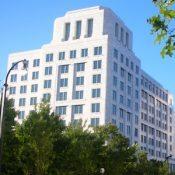 Federal Reserve Bank of Atlanta, 1000 Peachtree St NE, Atlanta, GA.