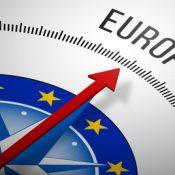 Europe compass