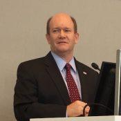 Senator Chris Coons (D-DE)
