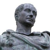 Julius Caesar. The Ides of March (or March 15) is the date Julius Caesar was assassinated in 44 BC.