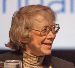 Judge Pauline Newman.
