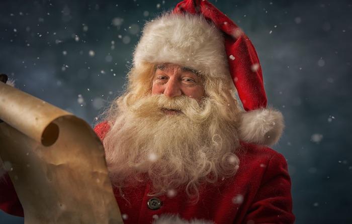 Santa Claus trademark