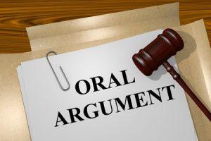 Oral argument