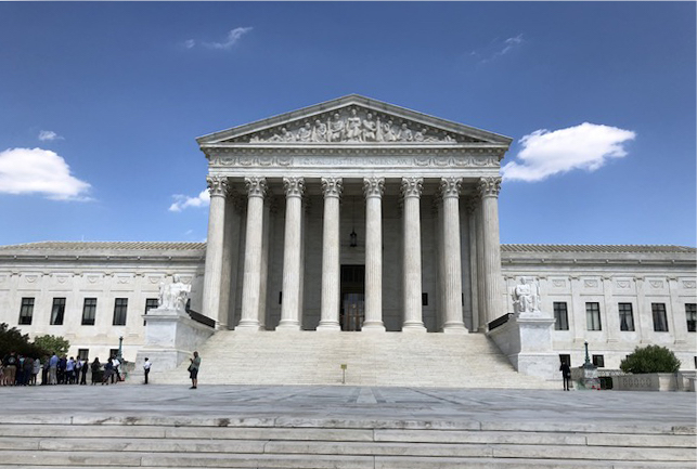 why does SCOTUS believe it can create what is, in essence, a federal common law of patents?
