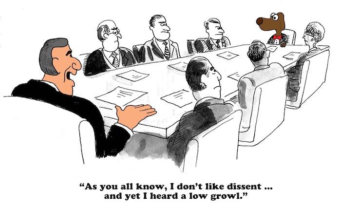 Structural Bias at the PTAB: No Dissent Desired - IPWatchdog.com ...