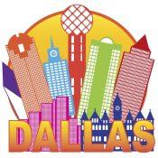 https://depositphotos.com/51349667/stock-illustration-dallas-city-skyline-color-circle.html