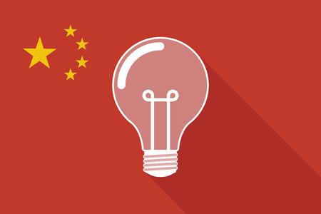 China - https://depositphotos.com/76008441/stock-illustration-china-long-shadow-flag-with.html