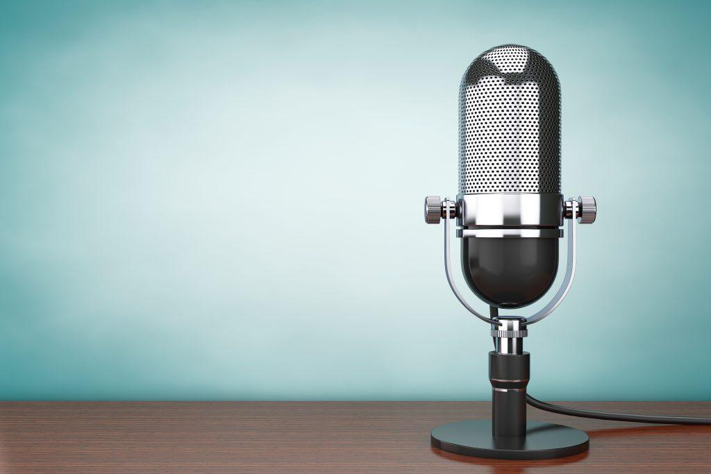 Paul Morinville Inventor https://depositphotos.com/68812441/stock-photo-old-style-hoto-retro-microphone.html