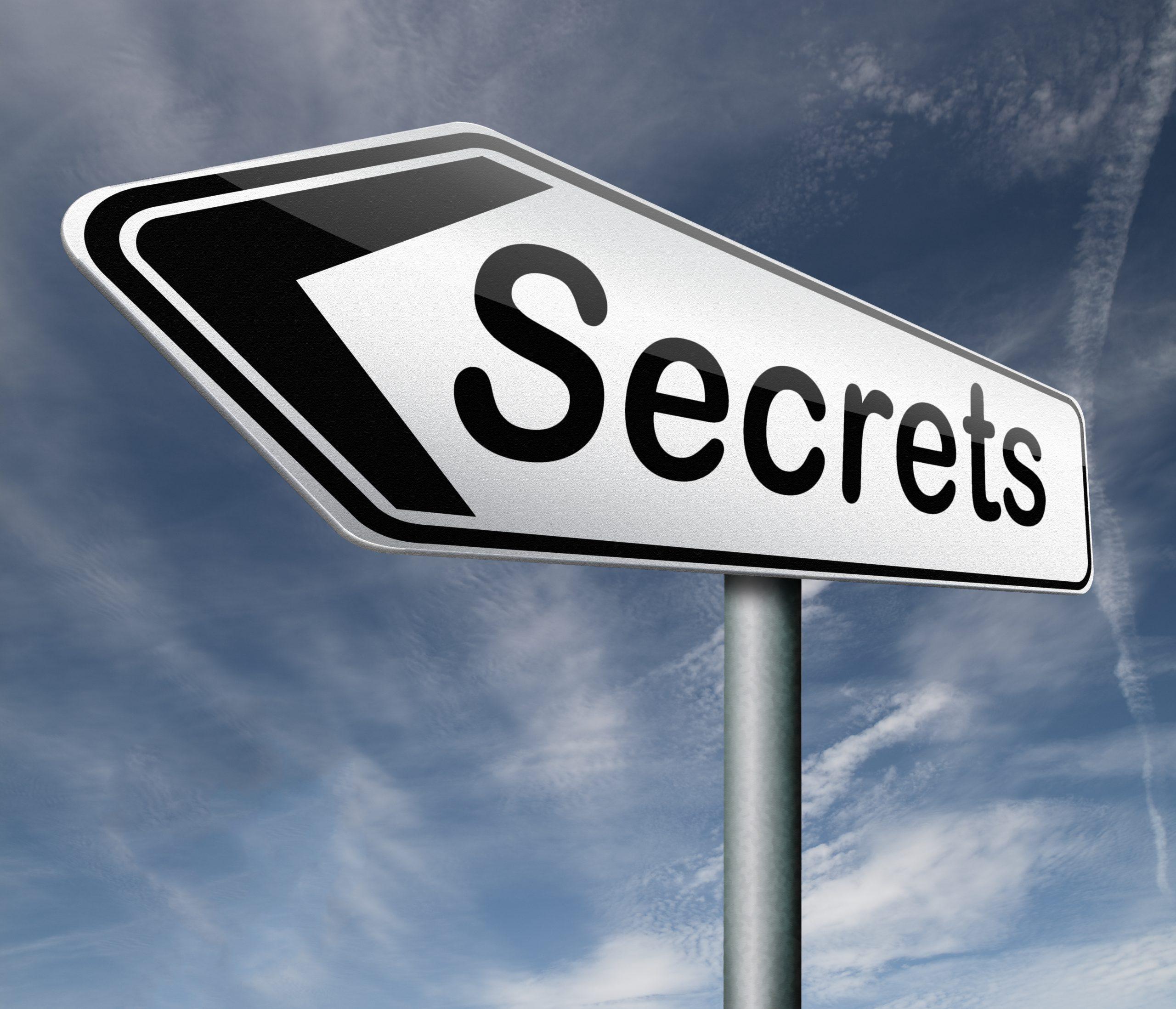 trade secrets - https://depositphotos.com/16636941/stock-photo-secret.html