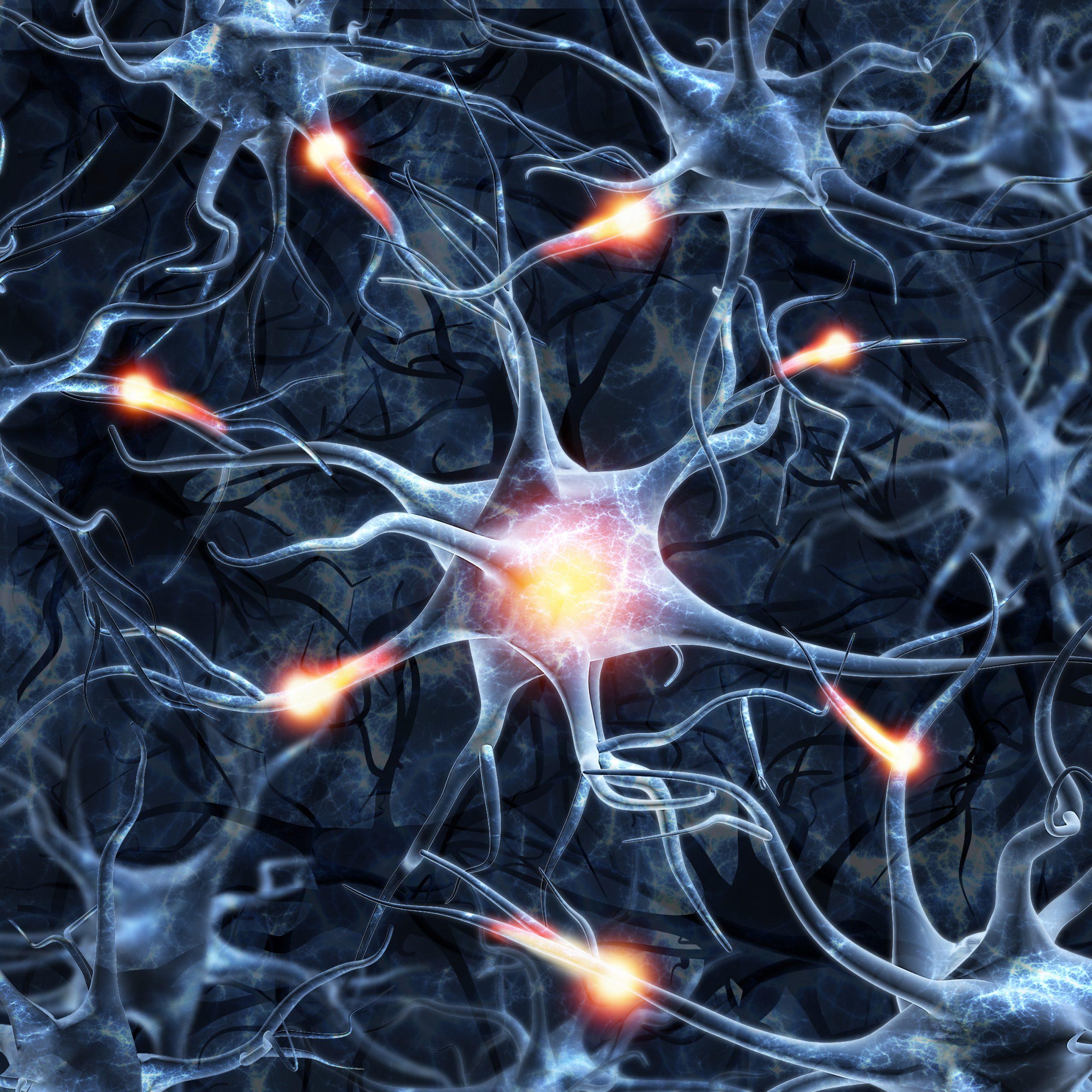 brain interfacing - https://depositphotos.com/75383115/stock-photo-illustration-of-neurons-on-a.html