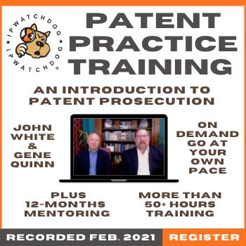 Patent Practice 2021 on Demand